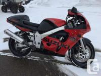 This GSX-R Is Ready To Go! Priced At Only $2799 It