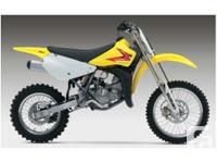 Affordable midsize two stroke!Racing Success Starts