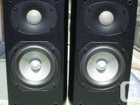 hello i am offering my athena speakers they make 120
