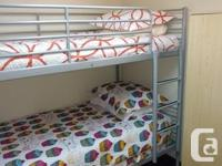 # Bath 1 # Bed 2 Very large, bright 2 bedroom on a hill