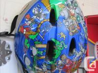 2 Kids - Bell - Bicycle Helmets. $15 each. - in new