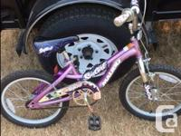 Our children have out grown these bikes. All used, but