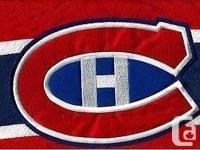 HARD COPY SEASON TICKETS  2013-2014 MONTREAL CANADIENS