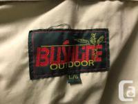 Like new, 2 Bushline Bug Bug Blocker Pullover Jackets