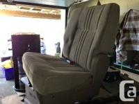 Two car seats for a Toyota Sienna 98 both are for the