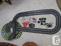 2 cars Speedtrah speed trap track set - Fun building
