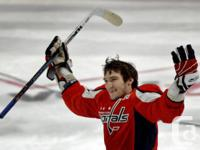 It has been a long time since Alexander Ovechkin was in