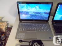 Hi I got 2 amazing Dell laptops.They are both just like