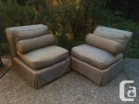 Great for a sitting room or bedroom. Very comfortable.