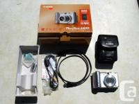 For sale are two digital cameras as shown in the