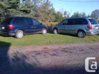 Make. Dodge. Version. Caravan. Year. 2003. Colour.