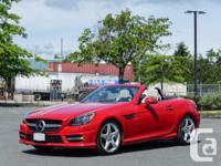 Make Mercedes-Benz Model SLK350 Year 2014 Colour Red