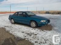 Make Pontiac Model Grand Am Year 1994 Colour Green