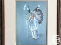 2 - Dorothy Oxborough Prints of Native Children Full