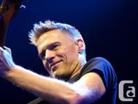 Hi, I have up to 4 Bryan Adams tickets/billets for the