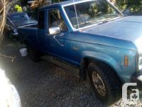 Make Ford Colour Blue Trans Manual kms 276000 fuel:
