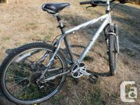 2 bikes, excellent condition, over $800.00 each when