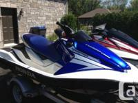 Two  Honda Aquatrax jetskis. Really good conditions.