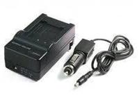 New 2 in 1(Wall & Car) charger for FUJI NP50 NP-50