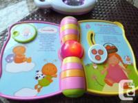 2 INTERACTIVE BABY TOYS IN FRENCH 1. LEAP FROG MY
