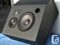 2 JBL PROFESSIONAL PRODUCTS 8330 3 WAYS 400W MAX