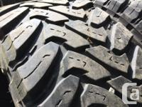 These tires are in good shape Plus taxes.  Shop Phone
