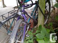 I have two bikes for sale and am open to offers. First