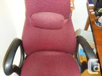 Selling 2 OBUSforme High Back Executive Office Chairs -