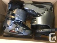 Head Cyber Skis 174cm $120. Head Cyber 160cm with