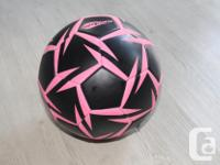 I got 2 soccer balls for sale. One is basically new as