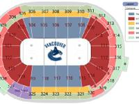 Vancouver Canucks vs Edmonton Oilers Wed Sept 18, 2013,