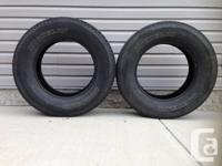 I have not been driving on these tires for lengthy as