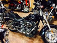 On our showroom floor! The original fat custom icon