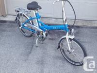 """Never ever made use of - 20"""" Quando electric bike to"""
