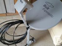 DISH ANTENNA QUAD DPP LNB available for sale or trade for sale  Ontario