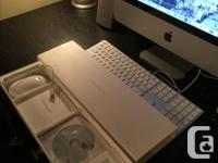 Excellent condition iMac for sale. Great machine with