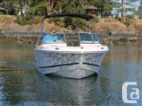 Price Reduced! A better than new Robalo R207 with added
