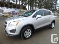 Description: The Chevy Trax is 1 of the safest, most