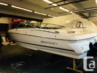 Boat is in very attractive condition Specifications