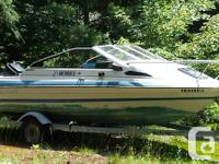 Bayliner in great condition. with a Mercury 80HP