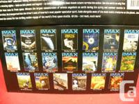 20 disc Imax Ultimate Collection on DVD, item