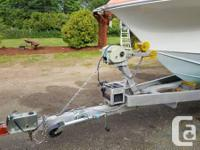 1978 Double Eagle 20' boat Rebuilt 302 Ford Engine with