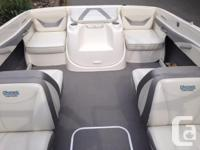 This 20 foot limited edition Bayliner, is in pristine
