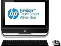 HP Pavilion Touchsmart Desktop - Fast and Expandable