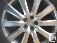 20 inch Mazda CX-9 Wheel rims + TPMS. FITS Other