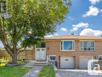Overview Great Opportunity To Own This Spacious Semi On