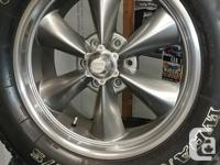 "Set of 4 ""20 American Racing Wheels. No curb rash. Were"