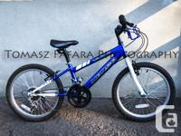 """20"""" Wheel, Norco Voltage 12-Speed Ages: 7~11 years"""