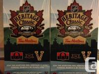 Hardcopy tickets from Season Ticket Holder Heritage