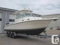 Kind of Watercraft: Fishing Boat Year: 2000 Make: